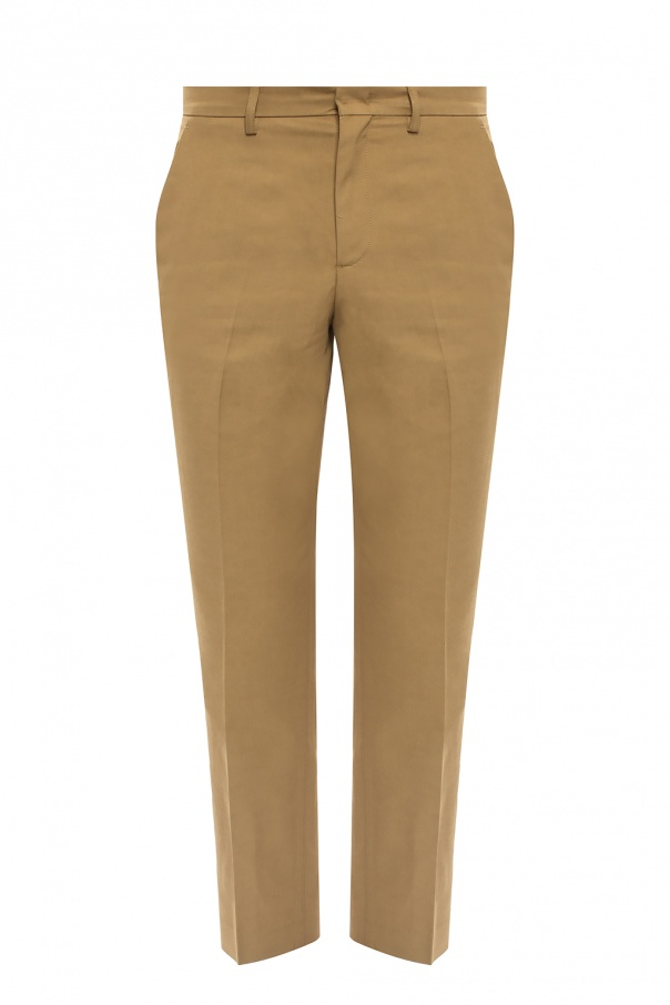 A.P.C. Pleat-front trousers