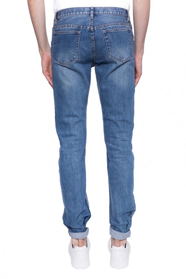 Straight leg jeans od A.P.C