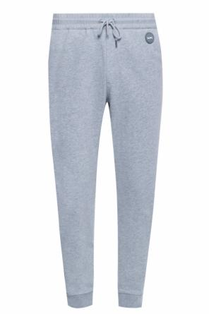 Narrow leg sweatpants od Michael Kors