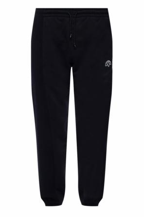 Logo sweatpants od Adidas by Alexander Wang