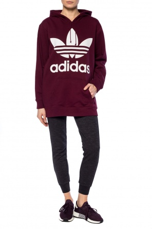 Sweatpants with a logo od ADIDAS Originals