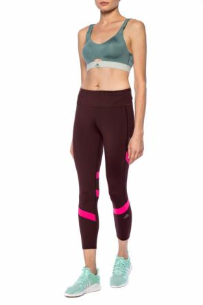 Leggings with a logo od ADIDAS Performance