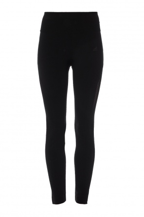 Leggings 7/8 with a built-up 'warpknit' waist od ADIDAS Performance
