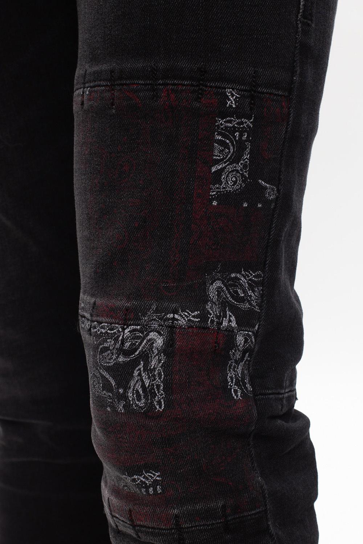 Diesel 'D-Amny' distressed jeans