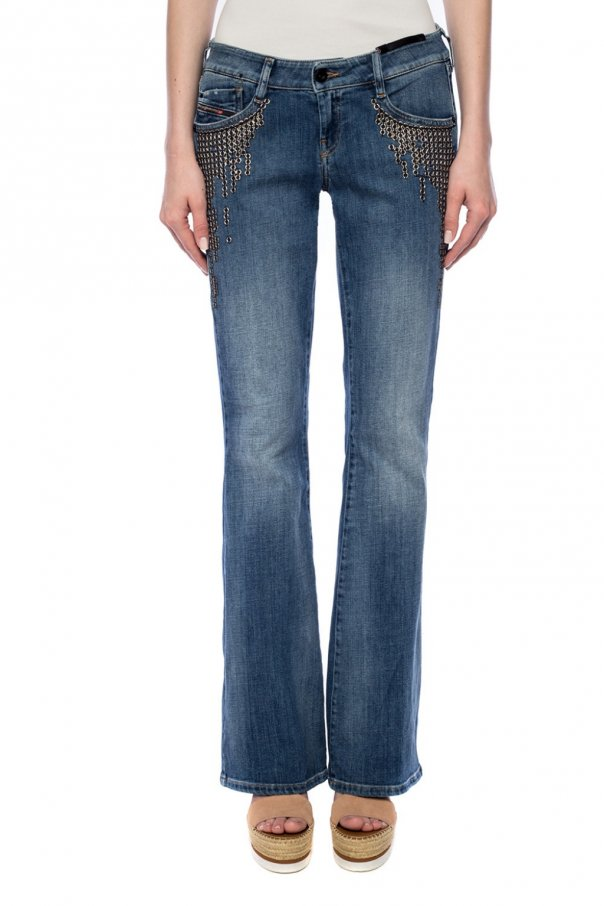 'd-clayre' stonewashed jeans od Diesel