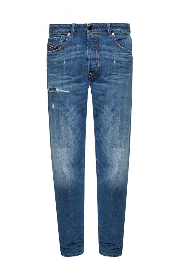 Diesel 'D-Kodeck' jeans with rips