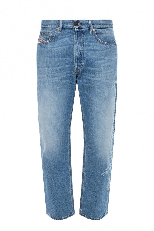 Diesel 'D-Macs' printed jeans