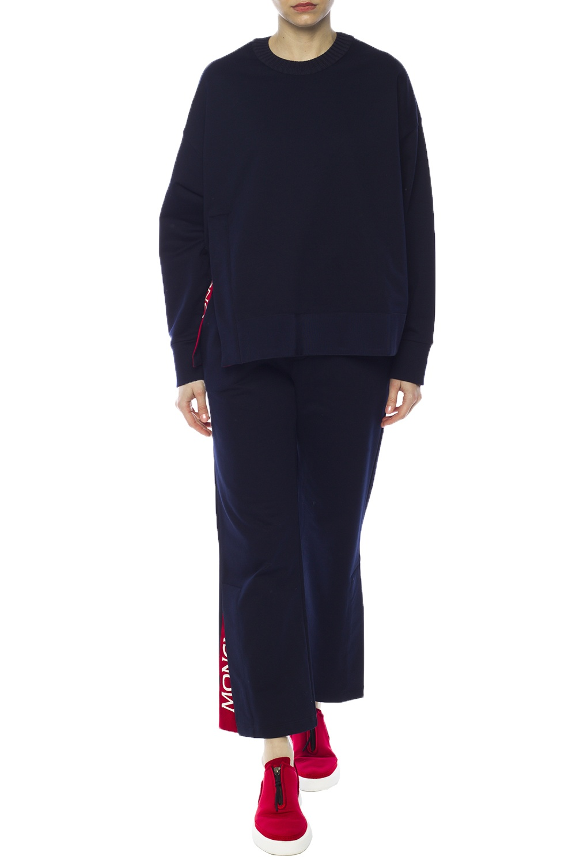 Moncler 'O' Logo sweatpants