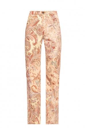 Patterned jeans od Etro