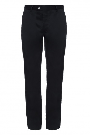 Straight leg trousers od Moncler