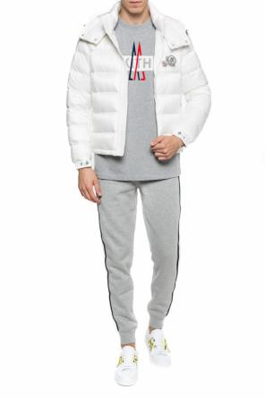 Side-stripe sweatpants od Moncler