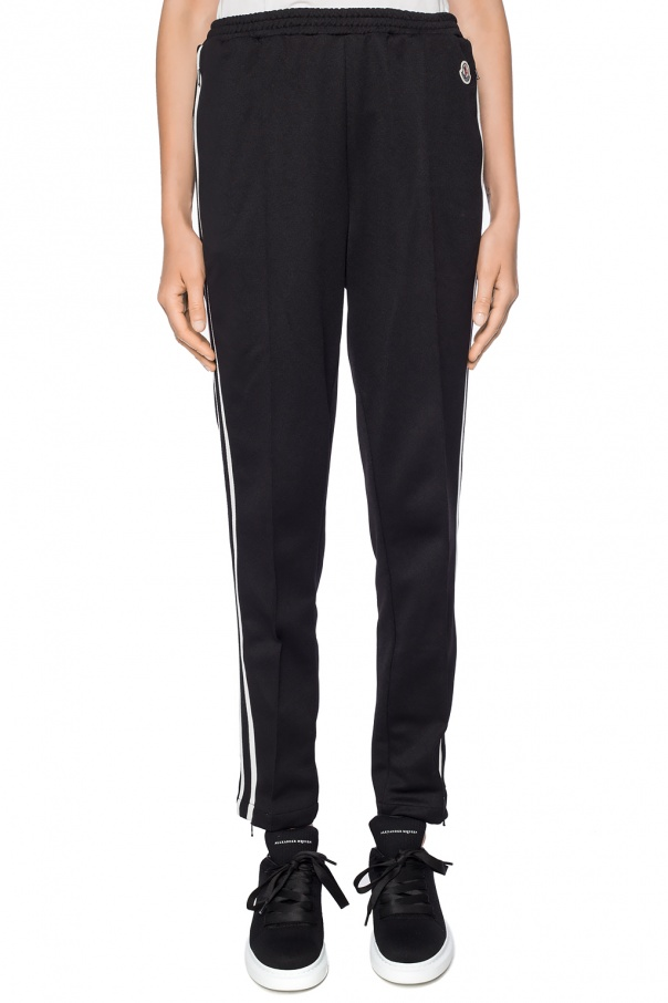 Pleated sweatpants od Moncler