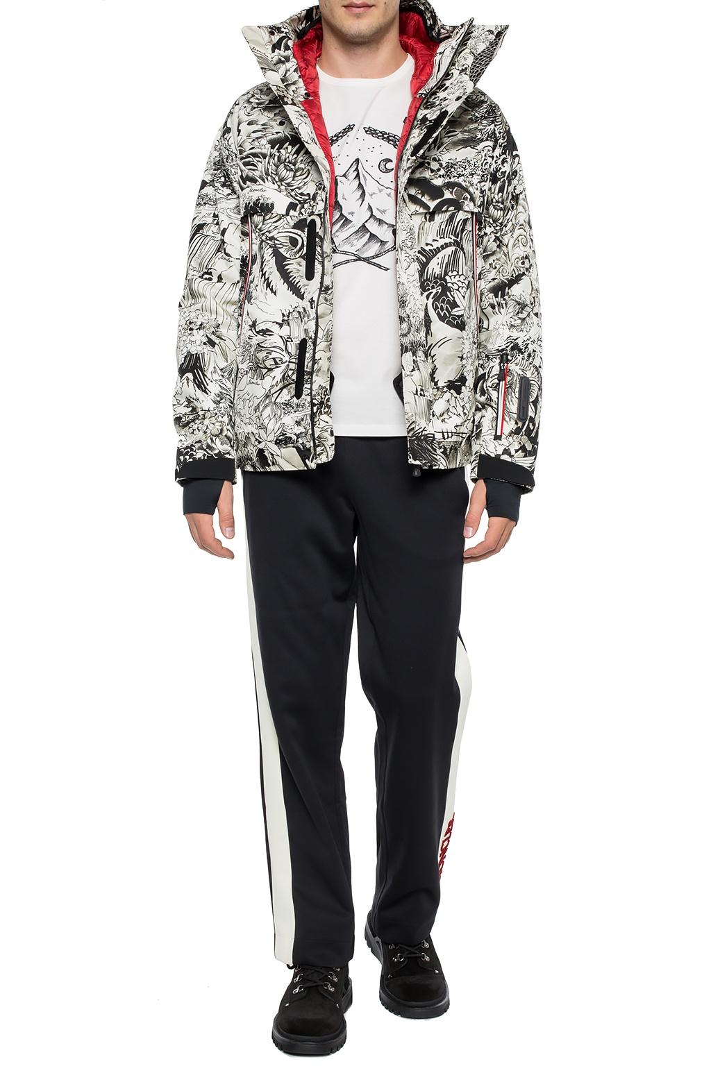 Moncler Grenoble Spodnie dresowe z lampasami