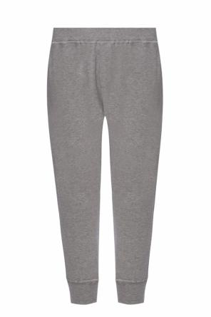 Three-quarter-long sweatpants od Dsquared2
