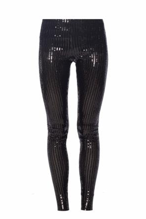 Sequinned leggings od Dsquared2