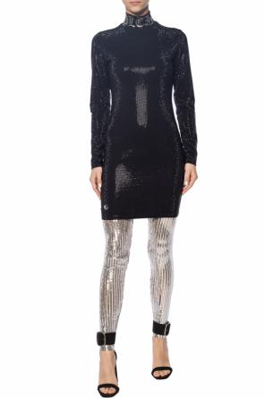 Sequin leggings od Dsquared2