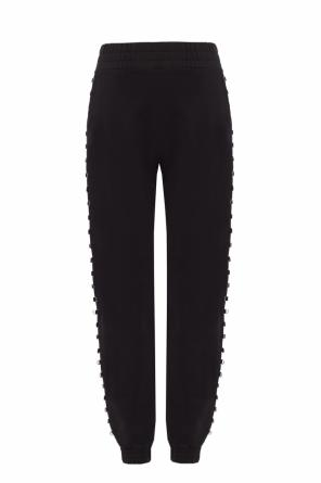 'daner' sweatpants with metal appliqués od AllSaints