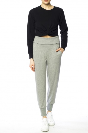 'darcie' elasticated cuff sweatpants od AllSaints