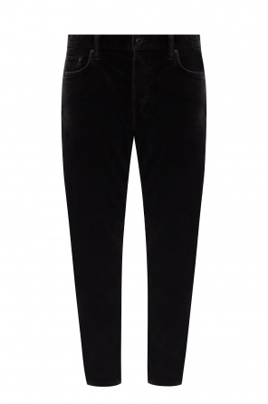 'dean' trousers with logo od AllSaints