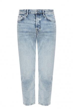 'dean' jeans with logo od AllSaints