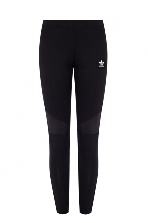 Leggings with a logo od ADIDAS Originals