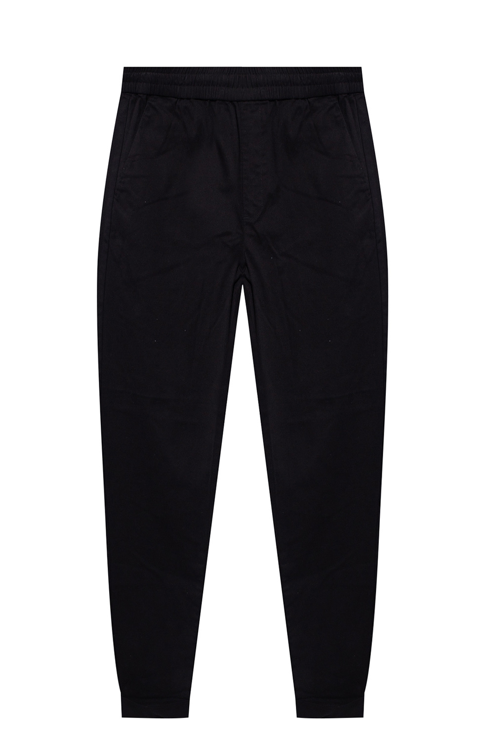 AllSaints 'Dix' trousers with turn up cuffs