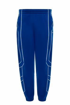 Track pants with piping od ADIDAS Originals