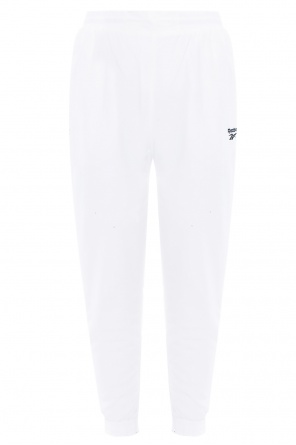 Sweatpants with logo od Reebok