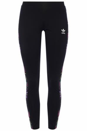 Leggings with embroidered logo od Adidas