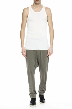 Low-waisted trousers od Rick Owens DRKSHDW
