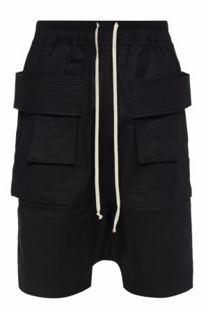Shorts with pockets od Rick Owens DRKSHDW