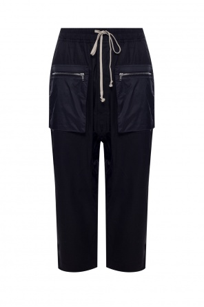 Drop crotch trousers od Rick Owens DRKSHDW