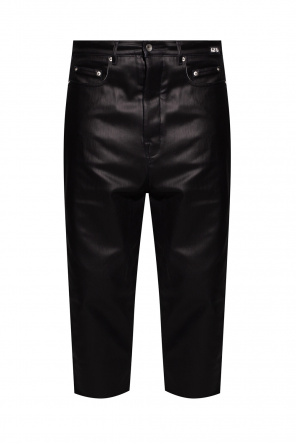 Trousers with logo od Rick Owens DRKSHDW