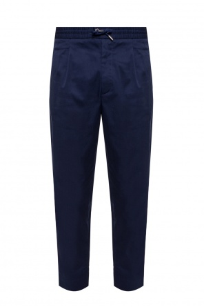 Side-stripe trousers od Moncler