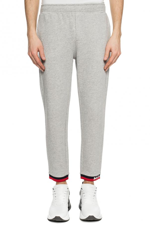 Branded sweatpants od Moncler