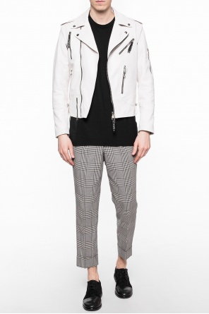 Checked trousers od Ami Alexandre Mattiussi