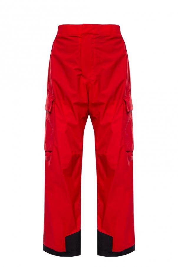 Moncler Grenoble Recco technology ski trousers