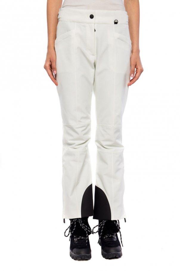 Recco technology ski trousers od Moncler Grenoble