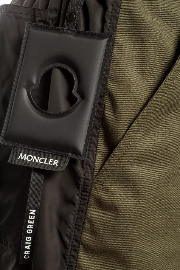 Moncler 'craig green' od Moncler Genius