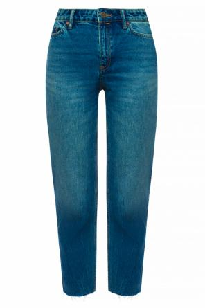 'ella' high-waisted jeans od AllSaints