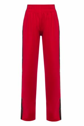 Side-stripe flared trousers od MISBHV