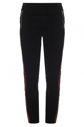 Side-stripe trousers od MISBHV