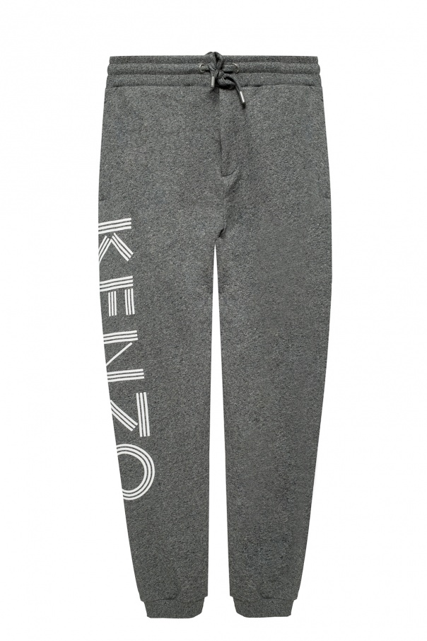 Kenzo Sweatpants with a logo