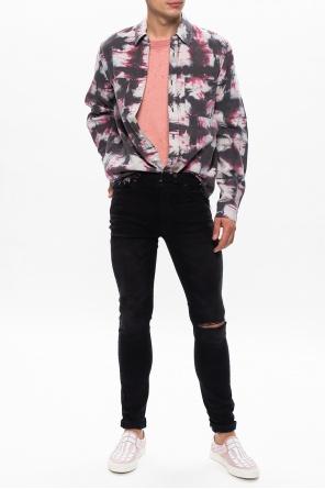 Distressed jeans od Amiri