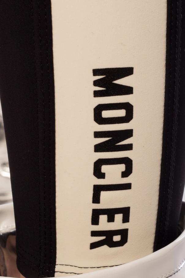Moncler Legginsy z lampasami YTOG2DiU