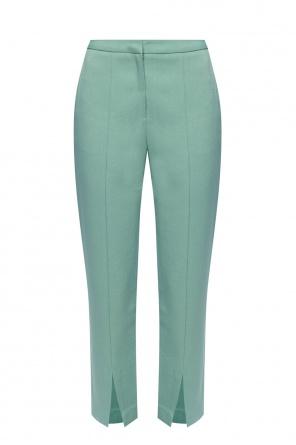Pleat-front trousers od Samsoe Samsoe
