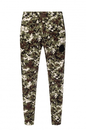 Patterned track pants od Moncler