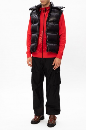 Ski trousers with logo od Moncler Grenoble