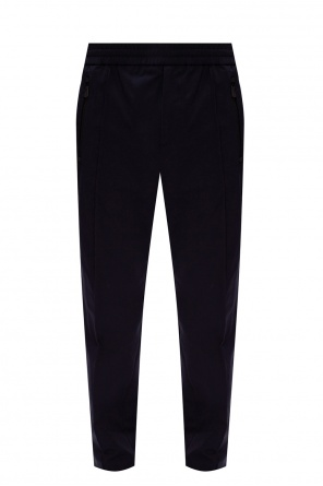Trousers with logo od Moncler Grenoble