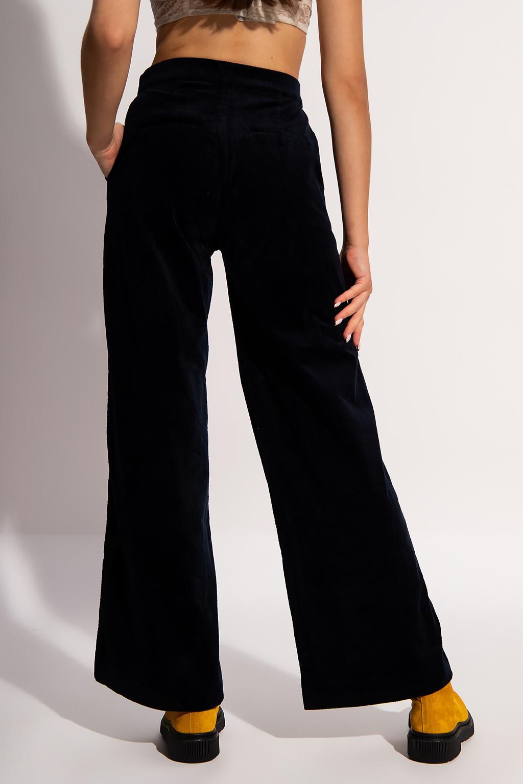 Samsøe Samsøe Corduroy trousers